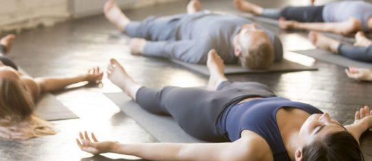 L'effet du Yoga
